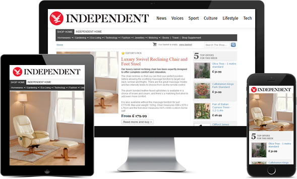 Independent Reader Offers
